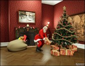 Blackadder - Santa is cumming - Featuring Vanessa