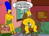 Misc - Simpsons big collection comics