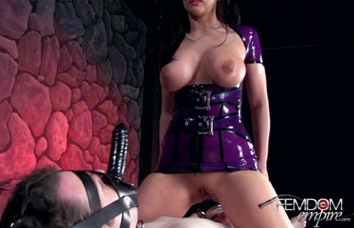 Alexis Grace - Chastised Fuck Toy