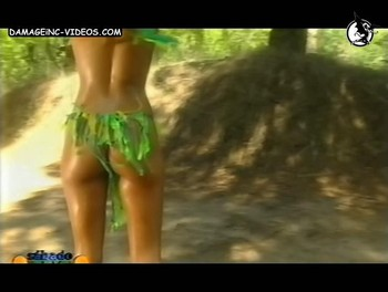 Pampita booty in thong damageinc video
