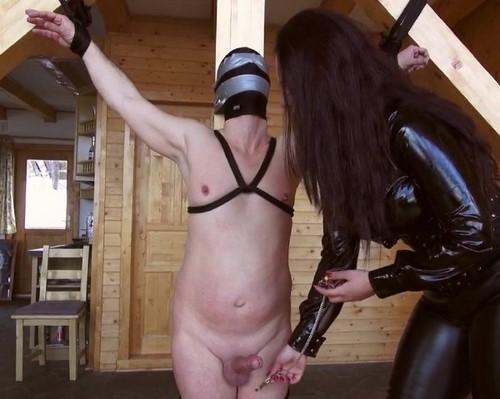Mistress Ezada Sinn - A Real Punishment
