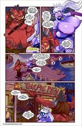 MANAWORLDCOMICS  -  THE  PIG  PEN