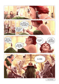Giantess Fan - The Green Goddess part 1-2