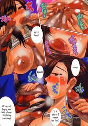 Final Fantasy VII - Irohime (COLOR)
