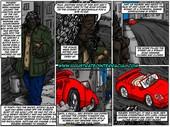 IllustratedInterracia - Ghetto Teen