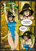Witch cartoons - Witch 1-25