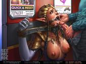 hentai-foundry - Sex Arcade part 2
