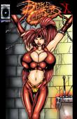 Expansion Comics - Red Monika X