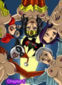 PANDORA BOX - BATMAN BEYOND FORBIDDEN