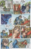 Legend of Zelda Comics and Arts