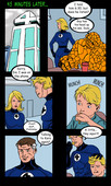 Everfire -  Sue and Franklin (Fantastic Four)