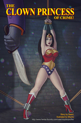 Wonder Woman -The Clown Princess of Crime