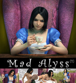 AFFECT3D COMICS - MAD ALYSS