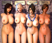 Heroine Game Hot Girls