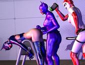 3D PORN BABES 3 - COMIX  PART 4