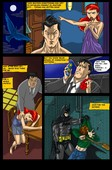ADULT COMICS - BATMAN