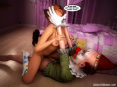 Taboo3D - Fucked by Evil Clown