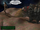 Homealone447 - Space Farm 3D Comix