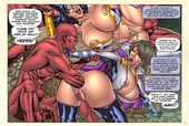 Superheroinecomixxx - Underworld (Adul monsters comix)