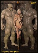 Affect3D Comics - TIHANNA LOVES ORCS - PART.1