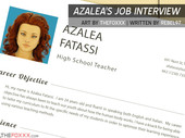 The Foxxx - Azaleas Job Interview
