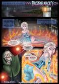Frozen Parody - Chapter 4 - Milftoon artist