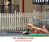 Kunimasa - The Neighbors Pool