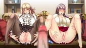 Kyonyuu Reijou MC Gakuen - Comix part 4