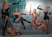Nanshak - All Dungeons Torture Slavery