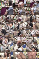 RCT805 Performing Intercrural Sex While Standing With a Girl Read a Book On Her Feet, Pleasuring Her...