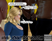 John Persons 3D Comics and Animations