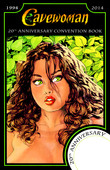 Cavewoman - 20th Anniversary Convention Book