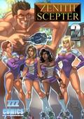 ZZZ Comics Zenith Scepter 2 CE