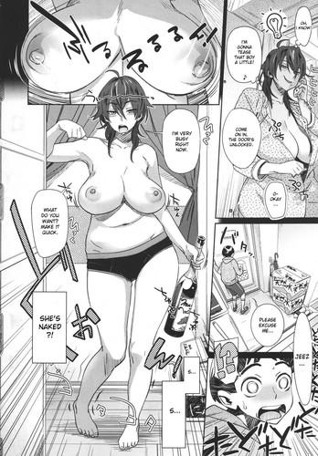 [Abradeli Kami (Bobobo)] Food Sharing (English Hentia Manga)