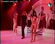 Busty Marixa Balli luscious body in lingerie