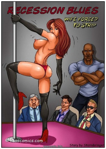Kaos-Recession Blues Wife Force To Strip