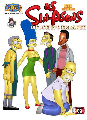 Seiren -The Simpsons - O fugitivo errante