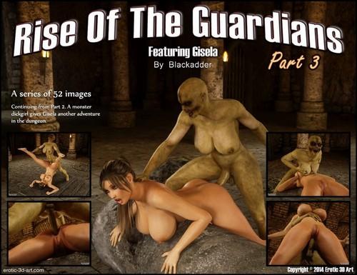 Blackadder- Rise Of The Guardians part 1-3