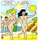 Comics code – Archie nude comics collction