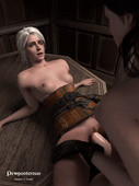 The Witcher Porn Collection