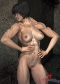 Romcomics Exclusive Muscular girls 2 (Completed)