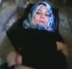 حصرى محجبة طلقة مع عريس اختها مقطعها لحس فى كسها ونياكة عربجية