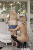 Aubrey Gold & Cherie Deville in Sweet and Sensual - December 21, 2015