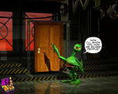 [XL-3D] Monster's corporation