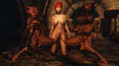 skyrim - Ashhopper's Captive