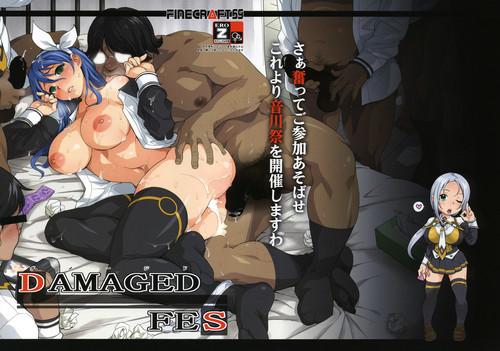[Finecraft69 (Isako Rokuroh)] DISCIPLINE - DAMAGED FES (English Hentai Manga)