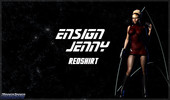 MongoBongo - Ensign Jenny - Redshirt
