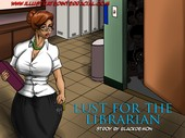 Illustratedinterracial - Lust For The Librarian