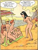 Comics code - Archie nude comics collction